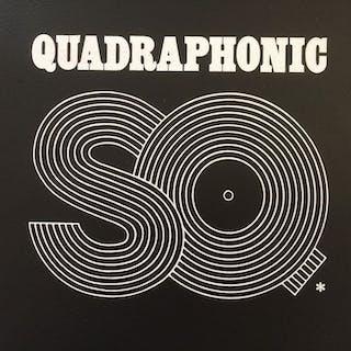 Quadrophonic records - Diverse Künstler - Diverse Titel - LP's - 1972/1978