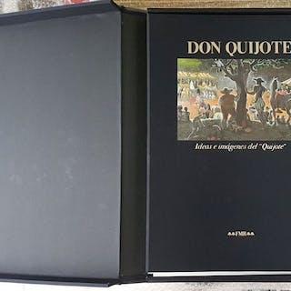 """Matías Quetglas (1946) - Don Quijote, ideas and images of """"Quijote"""" - 2004"""