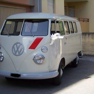 Volkswagen - 23 - T1  - 1967