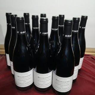 """2015 Bourgogne Pinot Noir """"Cuvée Saint Vincent"""" - Vincent..."""