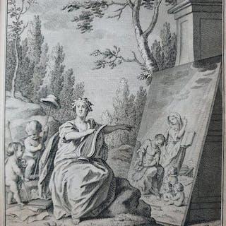 Lucretia Wilhelmina van Merken - Die Mutter der Tegenspoeden