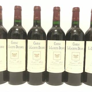 1998 Château La Lauzette-Declercq - Bordeaux