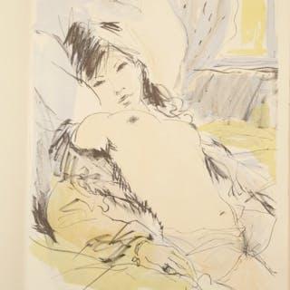 Guy de Maupassant / Gaston Barret (illustrateur)- La Maison Tellier