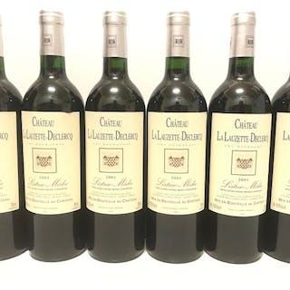 2001 Château La Lauzette-Declercq - Bordeaux