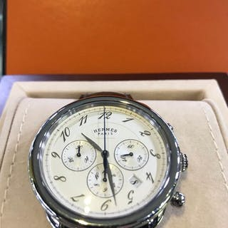 Hermès - Arceau Chronographe - 2939416 - Men - 2011-present