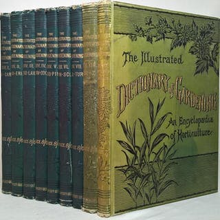 George Nicholson - The Illustrated Dictionary of Gardening