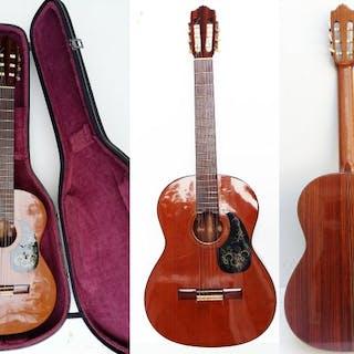 Raimundo - Classical Concert Guitar - Spain 1970-1980s...