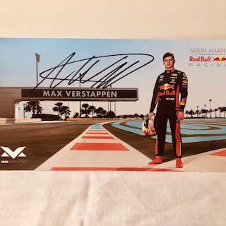 Red Bull - Formula Uno - Max Verstappen - 2019 - Fotografia