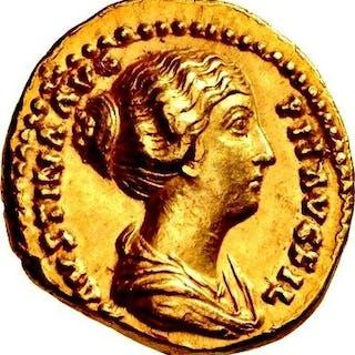 Roman Empire - AV Aureus