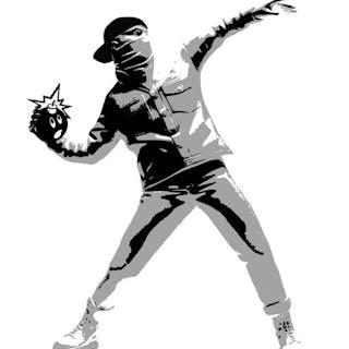 Chris Boyle - 'Banksy' Bomber man