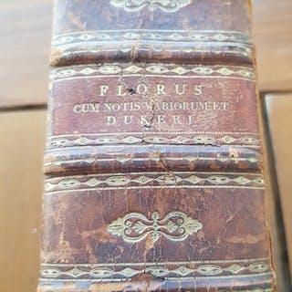 Lucius Annaeus Florus - Epitome rerum romanarum - 1744