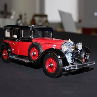 """Franklin Mint - 1:24 - 1935 Mercedes Benz 770 K """"Großer"""""""