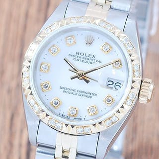 Rolex - Oyster Perpetual DateJust- 6917 - Women - 1980-1989