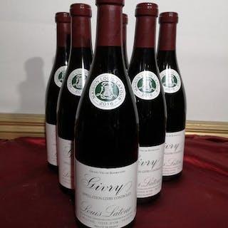 2016 Givry - Louis Latour- Bourgogne - 6 Flaschen (0,75 l)