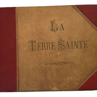 onbekend - Album de Terre Sainte - 1900