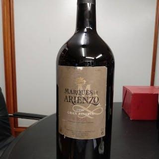 1996 Marqués de Arienzo Gran Reserva- Rioja Crianza - 1 McKenzie (5,0 L)