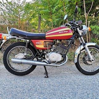 Moto Guzzi - TS Elettronica 2C - 250 cc - 1991