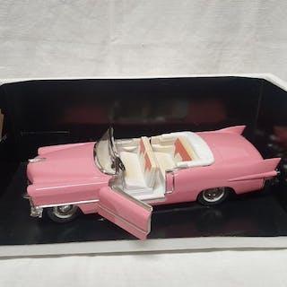 Solido - 1:18 - Cadillac Eldorado 1955 ref. 8011 - Prestige Metal Die Cast
