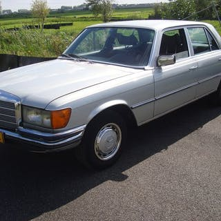 Mercedes-Benz - S-KLASSE 280SE- 1978