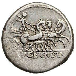 Repubblica romana - AR Denar