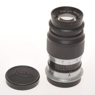 Leica (Leitz) nice tele lens 90mm F:4 Elmar for Leica M39 cameras