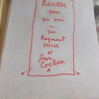 Jean Cocteau - Chien et Chat & Recettes pour un ami - 1952/1960