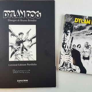 "Dylan Dog - Portfolio n. 1"" e Volume - Softcover - Neuauflage"
