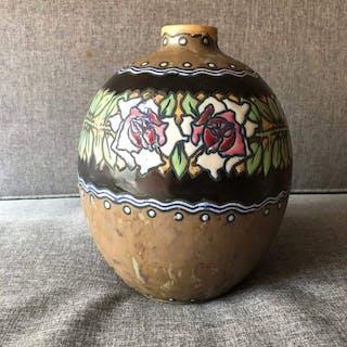 Charles Catteau - Boch Keramis - Vase (1)