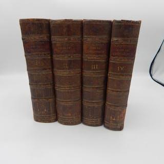 Petrus Curtenius - leerredenen over den heidelbergschen catechismus - 1790/1792