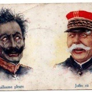 Francia, Germania - Prima Guerra Mondiale - Cartoline (Collezione di 52) - 1914
