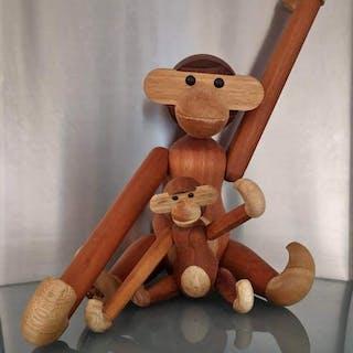 Kay Bojesen - Poltrona, Statuetta/e - monkeys