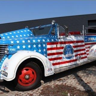 American la France- TK Firetruck - 1941