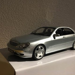 Otto Mobile - 1:18 - Mercedes-Benz S55 AMG (W220)