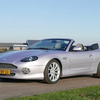 Aston Martin - DB7 Volante - 2002