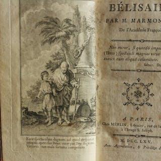 M. Marmontel - Bélisaire - 1765