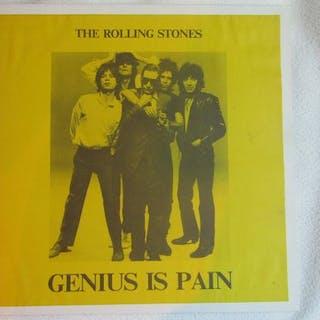 Rolling Stones - Genius is Pain - LP album - 1979/1979