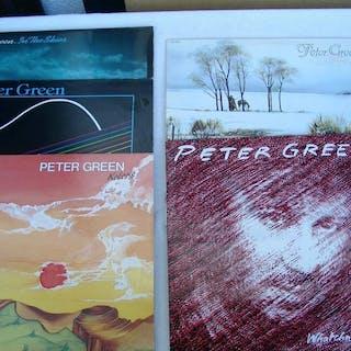 Peter Green - Diverse Titel - Limitierte Auflage, LP's - 1979/1983