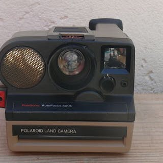 Polaroid Land Camera PoloSonic AutoFocus 5000 - 5000