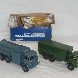 Dinky Toys - 1:48 - SuperToys First Original Issue...