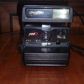 Polaroid 780 Black Camera