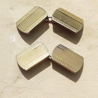 Payton, Pepper & Sons Ltd (PPLD) - Misto Argento, Oro giallo - Gemelli
