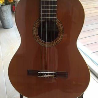 Alhambra - 3 c serial number 002004 - Classical guitar - Spain - 1980