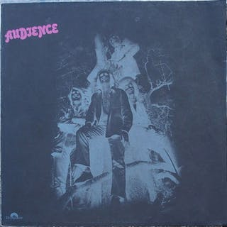 Audience - Audience [self-titled] - Album LP - 1969