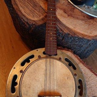 Carmelo Catania- Tipo 17 - Banjo Mandoline - Italien - 1969