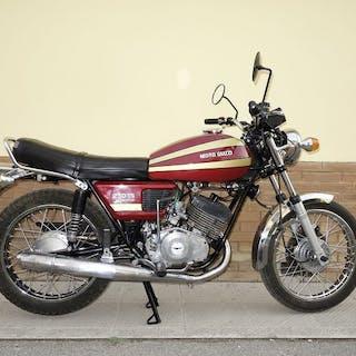 Moto Guzzi - TS - 250 cc - 1977