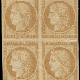 Frankreich 1862 - Ceres