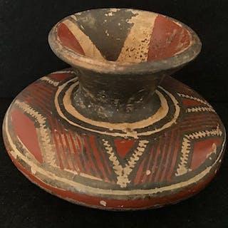 Olla with geometric design - Pottery - Chupicuaro - Mexico