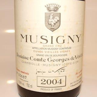 """2004 Musigny""""Cuvee Vieilles Vignes"""" (red) Grand Cru..."""