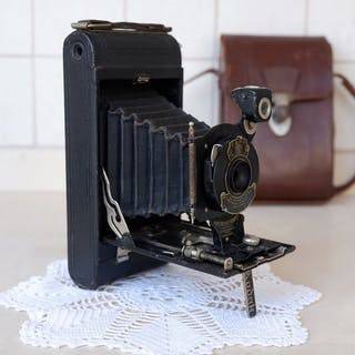 Kodak kodak n1 pocket con custodia