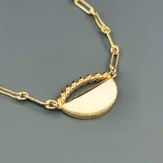 18 carati Oro giallo - Collana